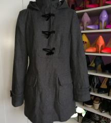 G21 sötétszürke kabát