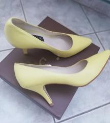 Banán sárga Mango cipő