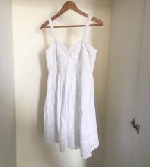 Madeira csipkés fehér ruha
