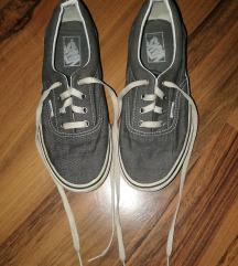 Szürke vans cipő 38