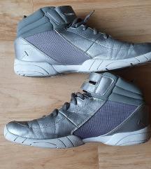 Domyos magasszárú  szürke cipő 41 es