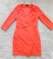 Új Mohito neonpink ruha