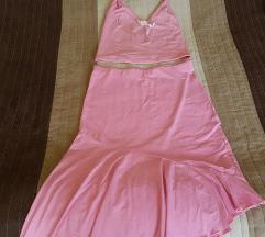 Pink szoknyás szett one size(cserés)