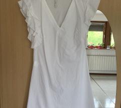 Nyári ruha fehér és kék színben