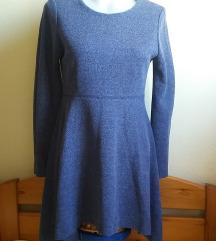 Kék tunika ruha, S/M-es