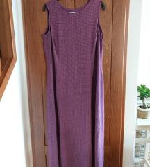 mintás hosszú ruha