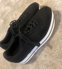 Zara platform sneaker 39