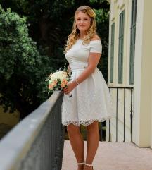 Polgári esküvőre Rouge avenue ruha AKCIÓ