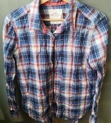 H&M kockás ing, 38-as méret, női