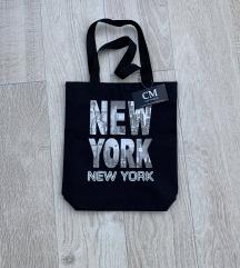 New York Shopping Bag