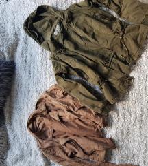 Zara és Mango kabát eladó S