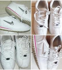 Nike fehér sportcipő