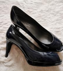 Russell&Bromley bőr platform cipő 39