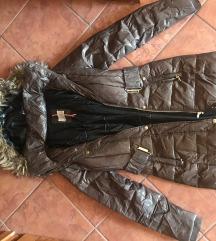 Bershka vastag téli kabát
