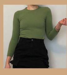 Zöld gyapjúpulcsi