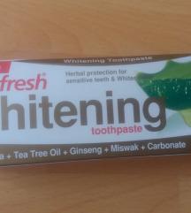 Eurofresh Whitening fehérítő fogkrém