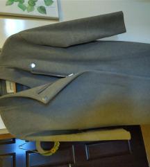 Stradivarius szövet kabát