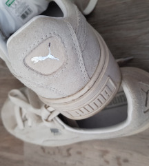 Fehér Puma Suede cipő