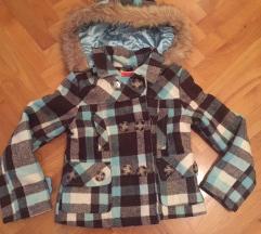 ÚJ! Téli szövet kabát lány