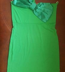 Masnis zöld ruha