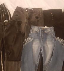 XS nadrágcsomag