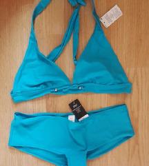 Új, gyönyörű türkizzöld bikini, Akció! %%%