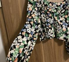 virágos H&M felső