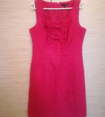 Sötét rózsaszín-mályvás next ruha 12es