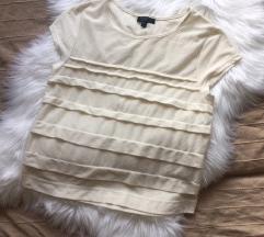 topshop törtfehér póló