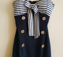 Tengerész stílusú ruha