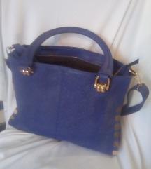 kék táska