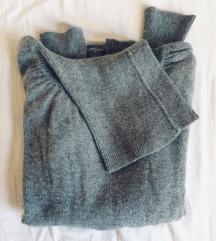 Reserved gyapjú pulóver