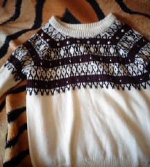 Új H&m pulóver!