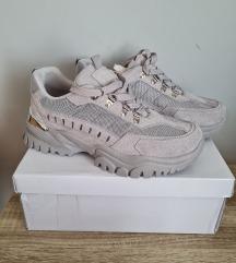 Shoes Empire szürke cipő új