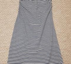 Csikos pamut nyári ruha