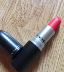 ÚJ piros matt Lady Danger rúzs