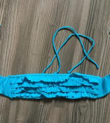 Türkiz bikinifelső
