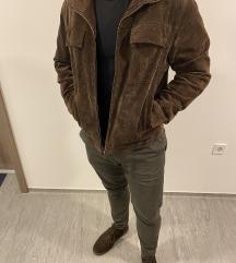 Marks&Spencer hasított bőrkabát/dzseki
