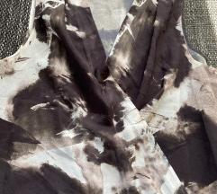 H&M bohém ing blúz 36 S