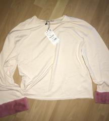 Zara pulóver címkés