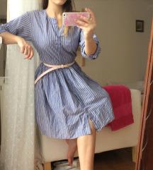 GAP kék csíkos ruha