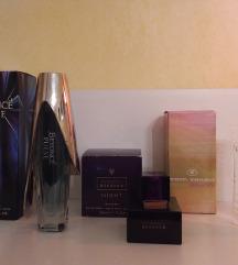 Már nem igazán kapható parfümök