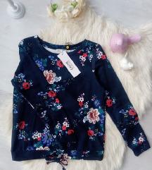 Új címkés Cache Cache virágos pulóver XS és XL