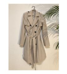 LEÁRAZTAM Bézs H&M kabát