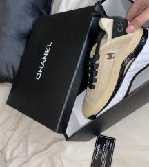 Chanel logo sneaker