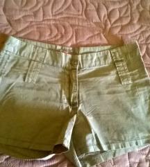Khaki rövidnadrág