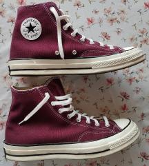 Converse 70 bordó tornacipő 46 (162051C)