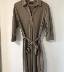 Barna őszi ruha
