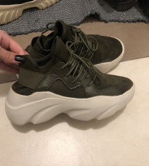 Reserved sneakers