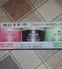 Nuxe Insta-Maszk trió szett - új